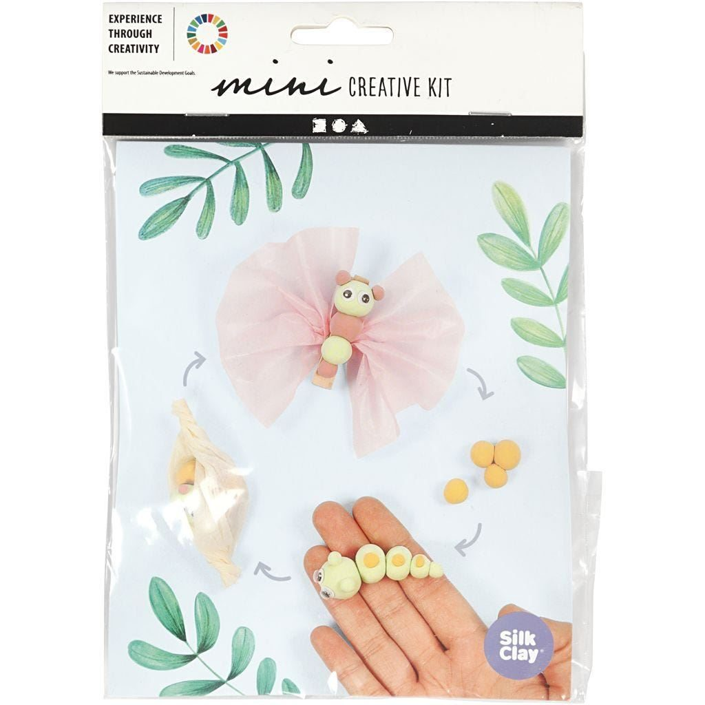 CH977323 Mini Creative Craft Kit - Butterfly Life Cycle- front