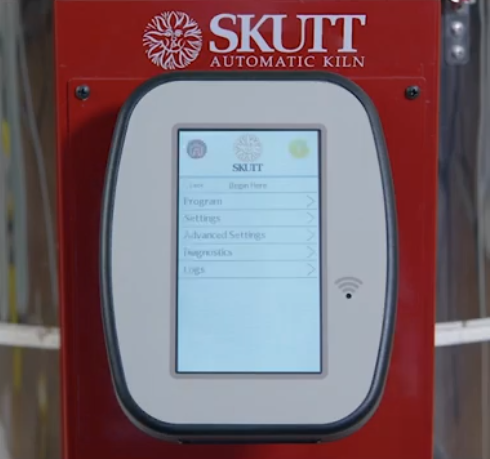 Touchscreen Controller display