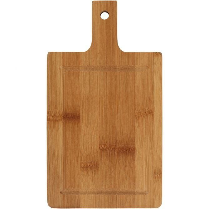 CH56871 Square Chopping Board Wooden