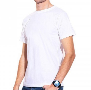 Adult's White T-Shirt