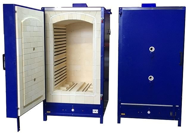CFL700 Front Loading Kiln from Cromartie