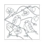 finches_and_morning_glories_reusable_pattern_170