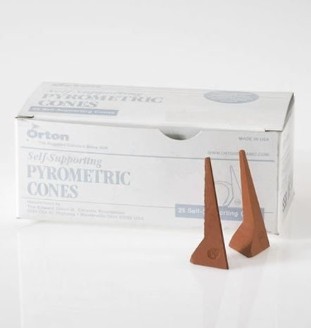 Self Supporting Pyrometic Cones