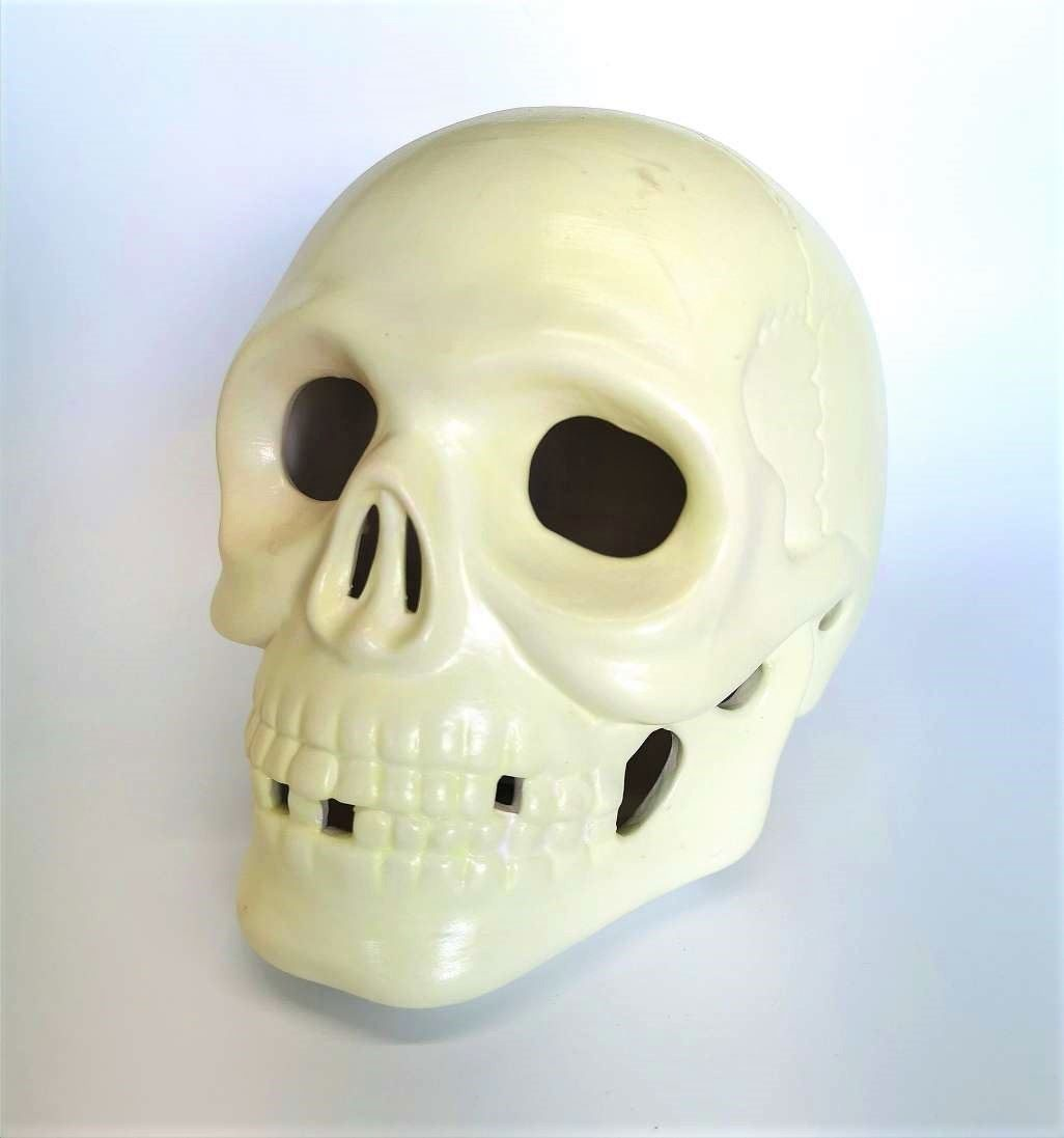 Skull 5075 with Glow in the Dark Paint