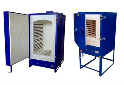 Front Loading Electric Kilns for Ceramics & Pottery