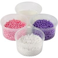 CH78715 Pearl Clay White, Purple,Pink